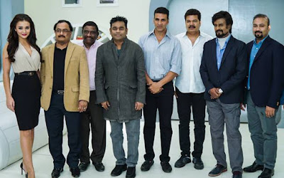 Super Star Rajini Enthiran 2 Will Be Set For 2017 Depavali