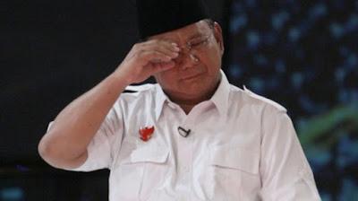 Prabowo Dilatih Mengendalikan Cara Berbicara Oleh TIM Sendiri