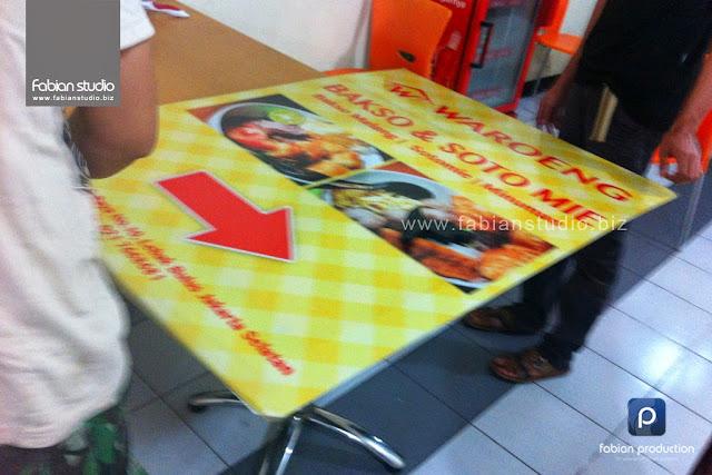 Produksi Signage