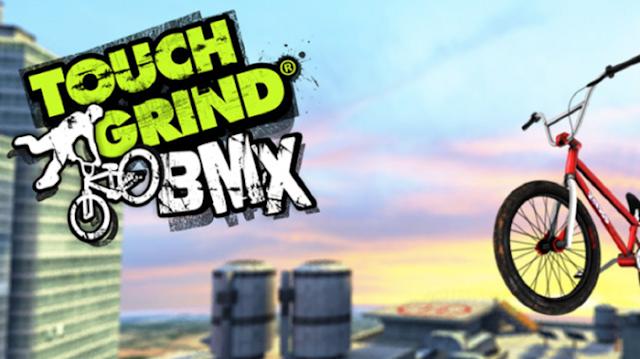 Touchgrind BMX v1.26 Apk + Datos SD Mod [Desbloqueado]
