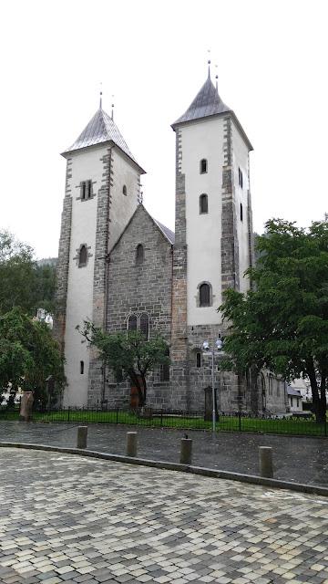 Mariakirken-Bergen