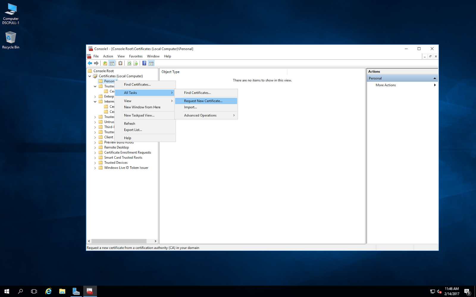 Configure Java Control Panel Settings with a Powershell Script