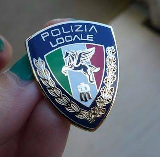 logo unico per la polizia locale italiana