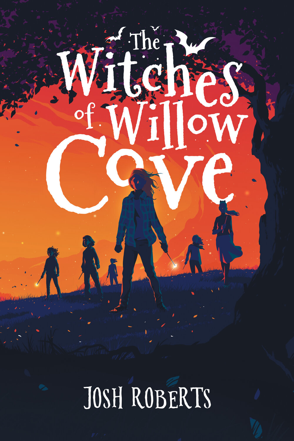 The Witches of Willow Cove by Josh Roberts | Book Review