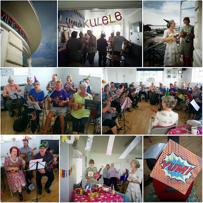 Happy Birthday Wukulele! Celebrating 7 years of ukulele joy in Worthing
