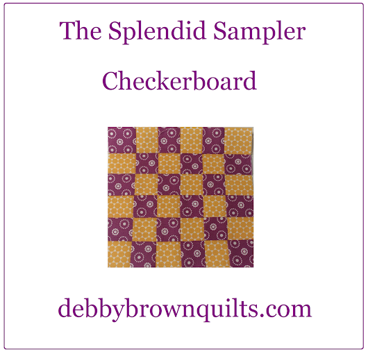 The Splendid Sampler -- Checkerboard
