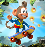 Chimpact Run ﴾Pay Once No‐IAP﴿ APK-Chimpact Run ﴾Pay Once No‐IAP﴿ MOD APK