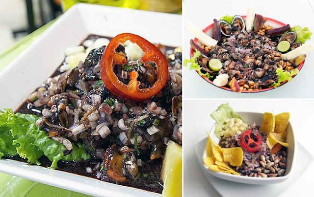receta de cebiche de conchas negras