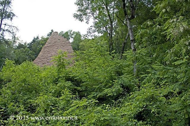 Dove si trovano le piramidi di segonzano