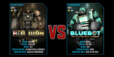 Download Real Steel World Robot Boxing Mod Apk Full Version