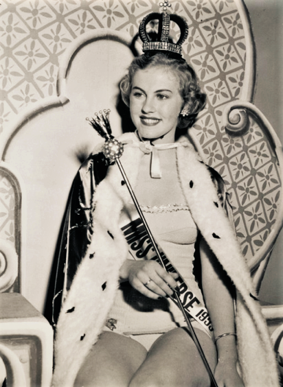 The First Miss Universe in 1952, Armi Kuusela