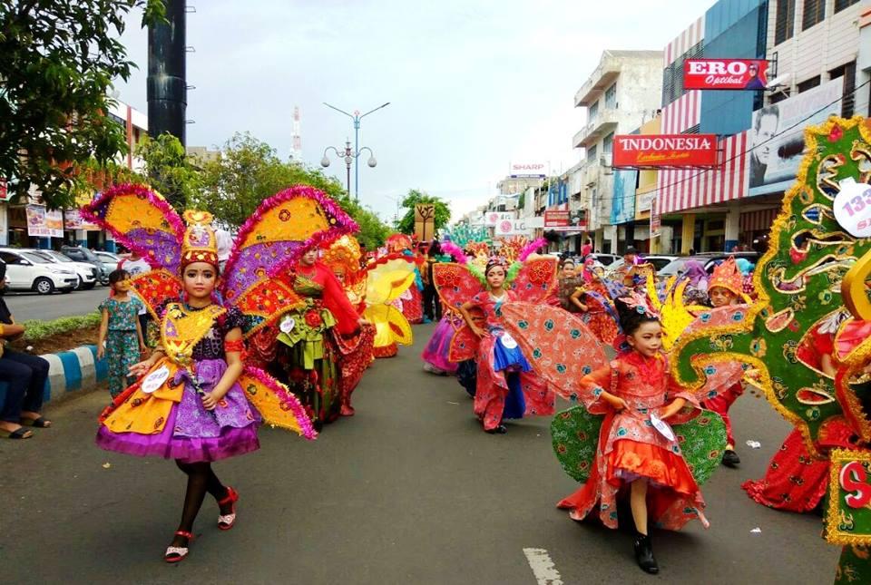 Ide Terkini 38 Contoh Kostum Karnaval Anak Tk