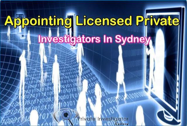 Licensed Private Investigators In Sydney