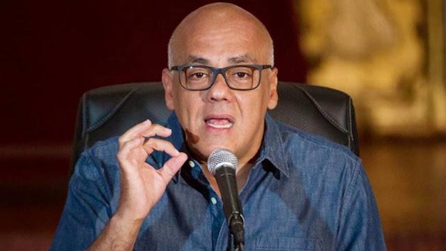 Jorge Rodríguez instó a los electores a presentar el carnet de la patria