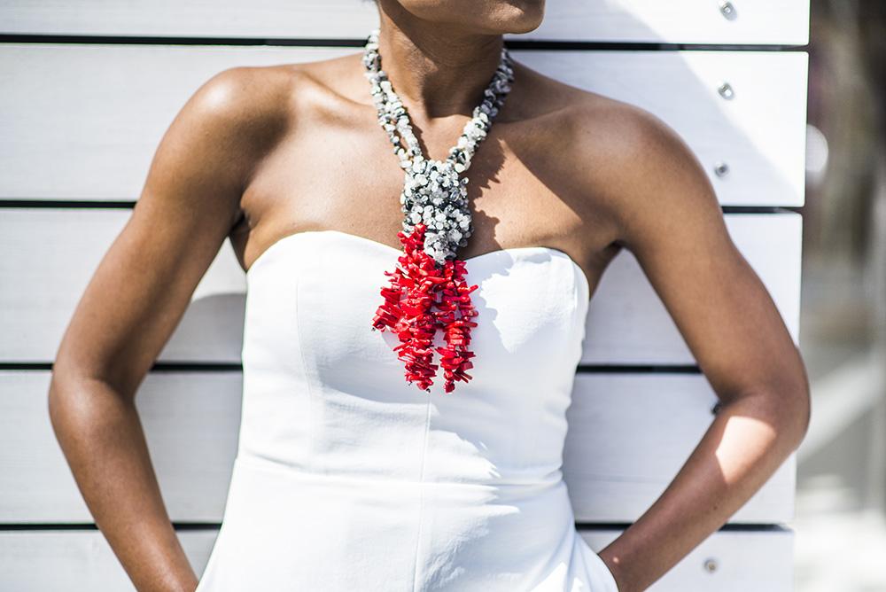 Spring Fashion Trends: Zuri Perle Statement Necklace