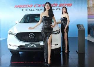 Mazda giảm giá xe cho 2018