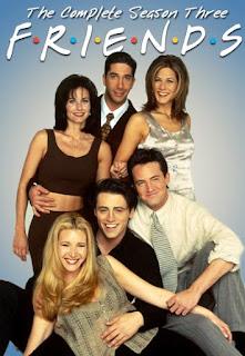 Friends Temporada 3 1080p Dual  Latino/Ingles