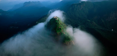 Wisata religi, puncak adam, jelajah, gunung
