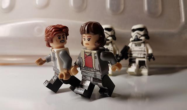 Han Solo and Qira