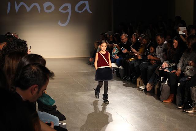 Girls Faux Fur Dress | Imoga | FW16 | Chichi Mary Blog