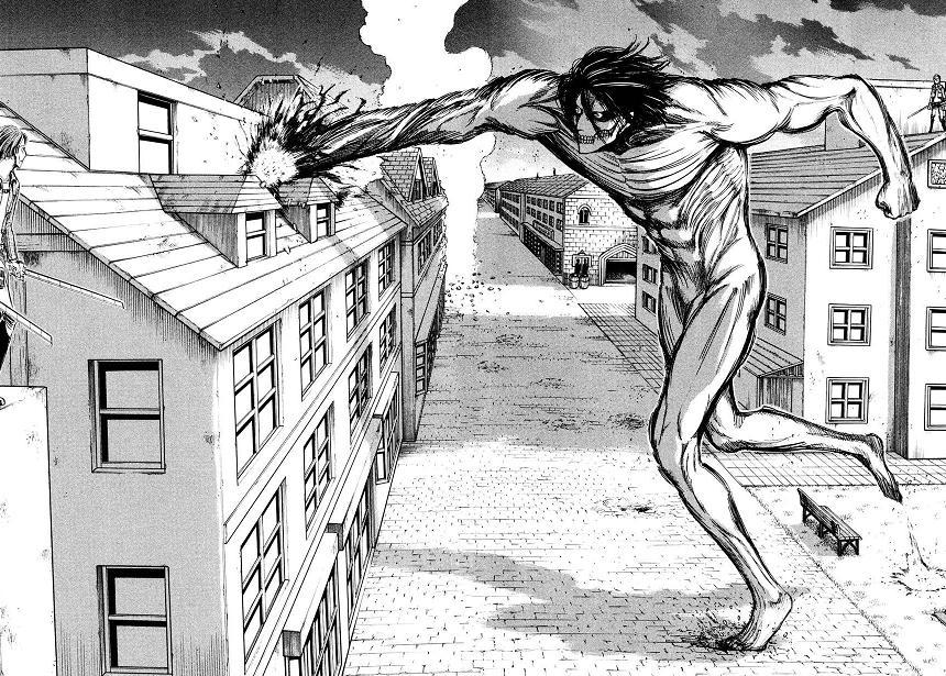 Attack On Titan Manga Deutsch