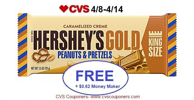 http://www.cvscouponers.com/2018/04/free-062-money-maker-for-hersheys-gold.html