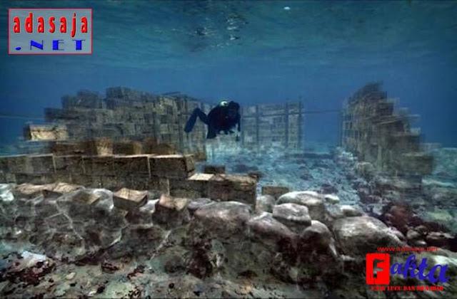 Pavlopetri Peloponnese kota yang hilang selama ratusan tahun berada di air