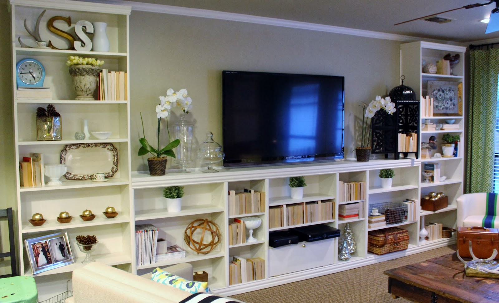 Built In Billy Bookcases Pictures