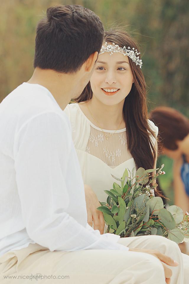 Beach Wedding Quezon