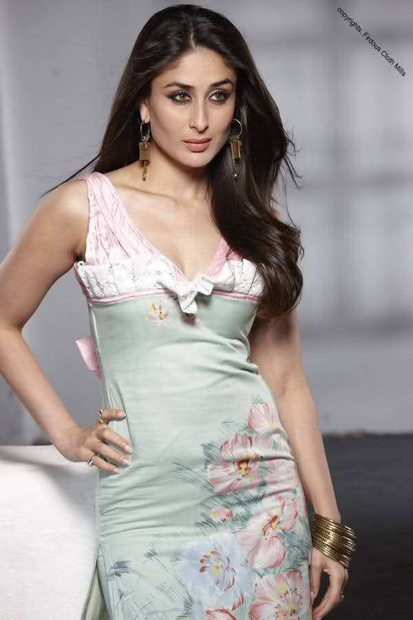 Kareena Kapoor in suite, Kareena Kapoor hot photos