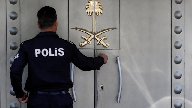 Media Turki: Khashoggi Dipenggal, Konjen Arab Saudi Disuruh Diam