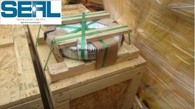 Mâm quay toa - Vành răng quay toa- Swing bearing cấu Soosan SCS314 Hàn Quốc