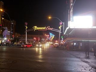 Fremont East Experience in Downtown Las Vegas