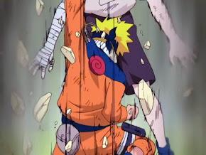 Naruto derrota a Neji