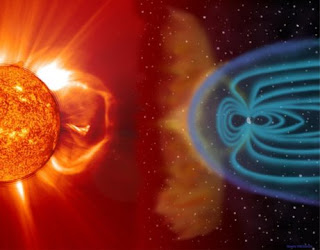 MAGNETIC ERUPTION FROM SUN TO OUR GALAXY