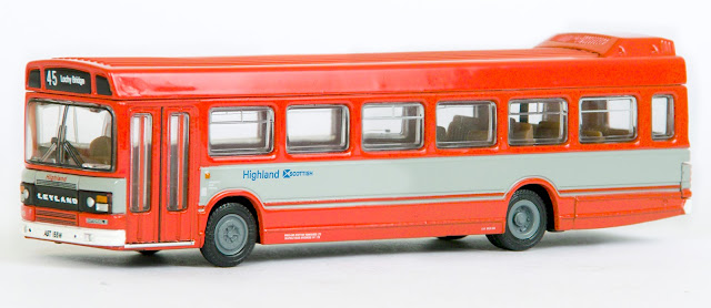 EXCLUSIVE FIRST EDITIONS 17511 - Leyland National MkII Long - Highland Scottish