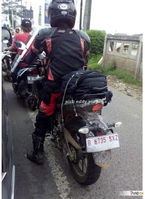Penampakan Suzuki Bandit 150?