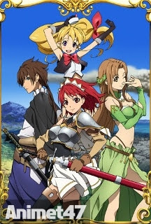 Seiken no Blacksmith - Anime Seiken no Blacksmith 2009 Poster