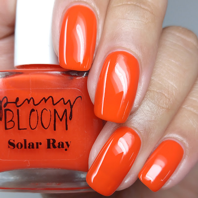 Penny Bloom Nail Polish - Solar Ray