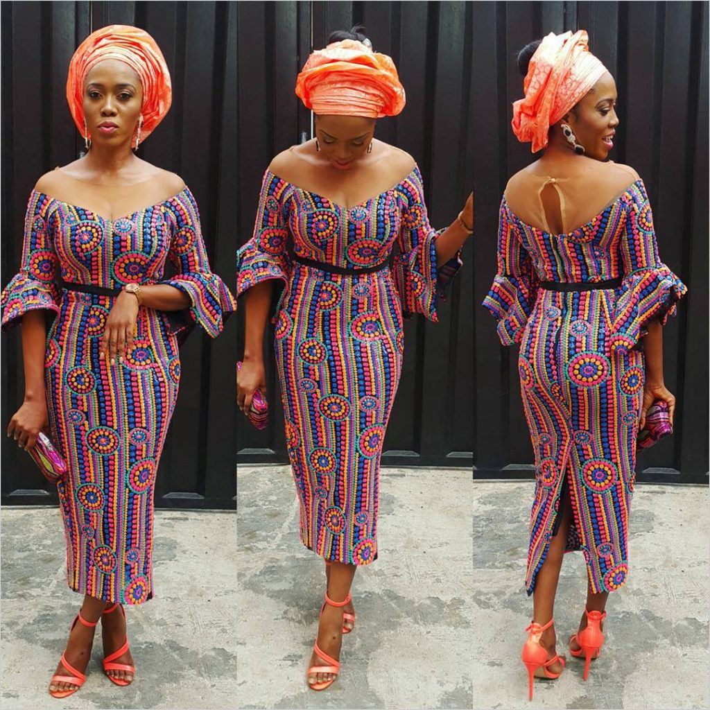 Latest Trending Ankara Styles To Rock Over The Weekend