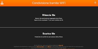 VLC WiFi su PC