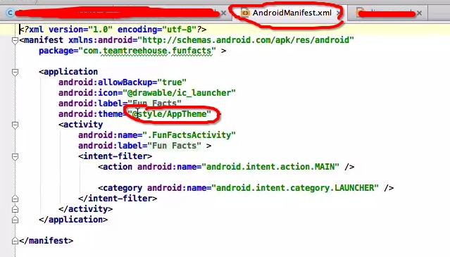 hi baidu com: android remove action bar