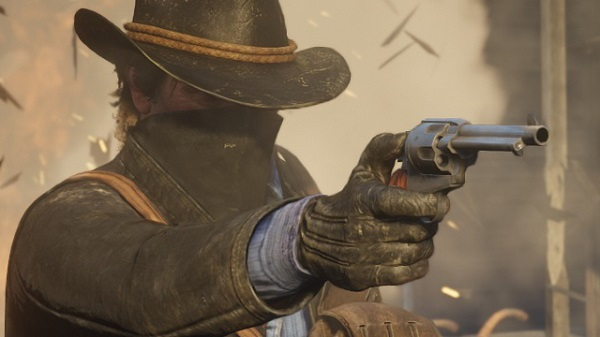 Red Dead Redemption 2 Clean Weapons