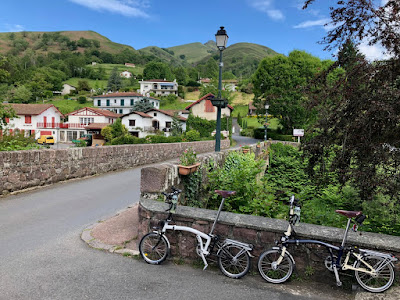 French Village Diaries Col d'Ispeguy Pays Basque Pyrenees #KTTinyTourer