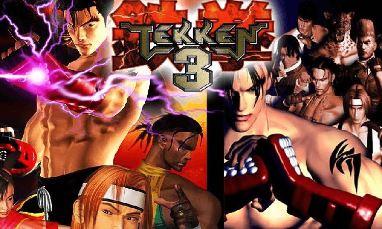تحميل لعبة تيكن Tekken 3 بجميع الشخصيات للكمبيوتر والاندرويد