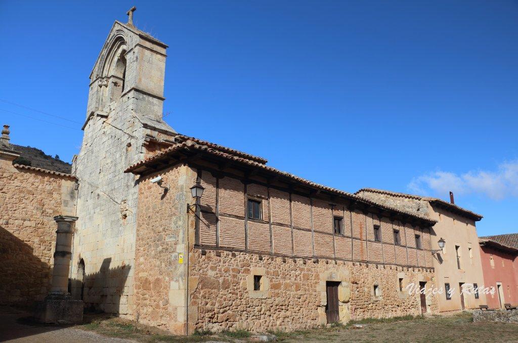Rollo de justicia y capilla de los forasteros. San andrés del Arroyo