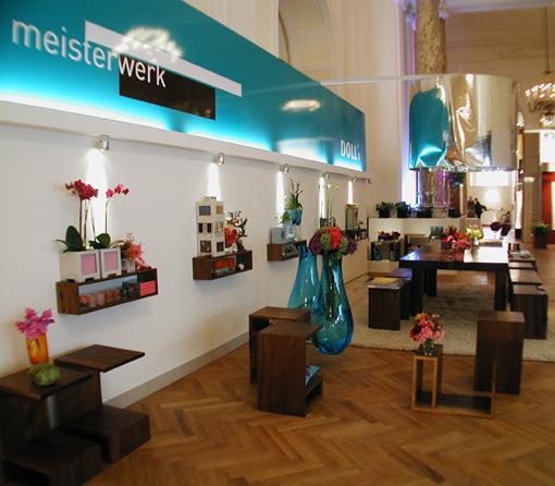 Jess Wohndesign: Ausstellungen