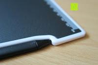Stift im Fach: DIGISON DS-9500 LCD 12 Zoll Writing Tablet / Grafiktablet / Schreibtafel (Schwarz, inkl. Stift)