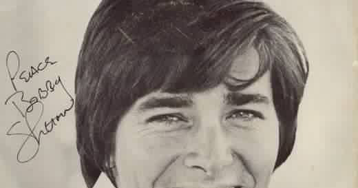 "Saturday9: Bobby Sherman, ""Little Woman"" . Don't you be calling me that, Dude!"
