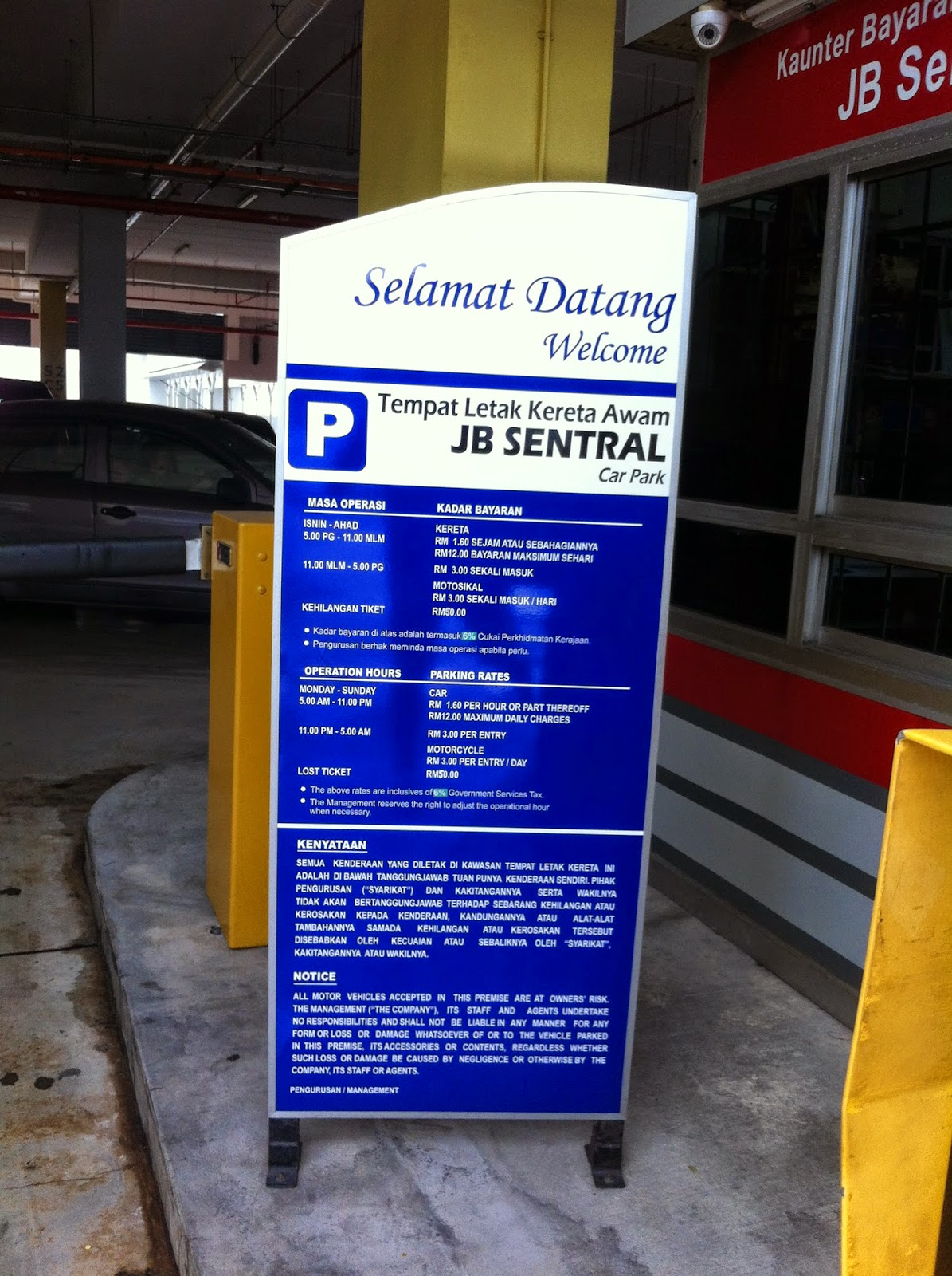 Secure Parking Malaysia